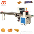 Best Price Pillow Popsicle Lollipop Packing Facial Tissue Flow Packaging Chocolate Protein Bar Cucumber Wrapping Machine