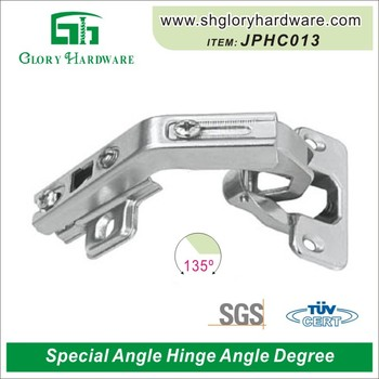 135 degree antique cabinet hinges furniture hinge 35mm Cup One Way cabinet hinge used on cabinet
