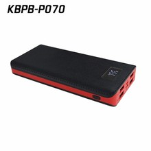 High capacity power bank 20000mah portable power for mobile devices