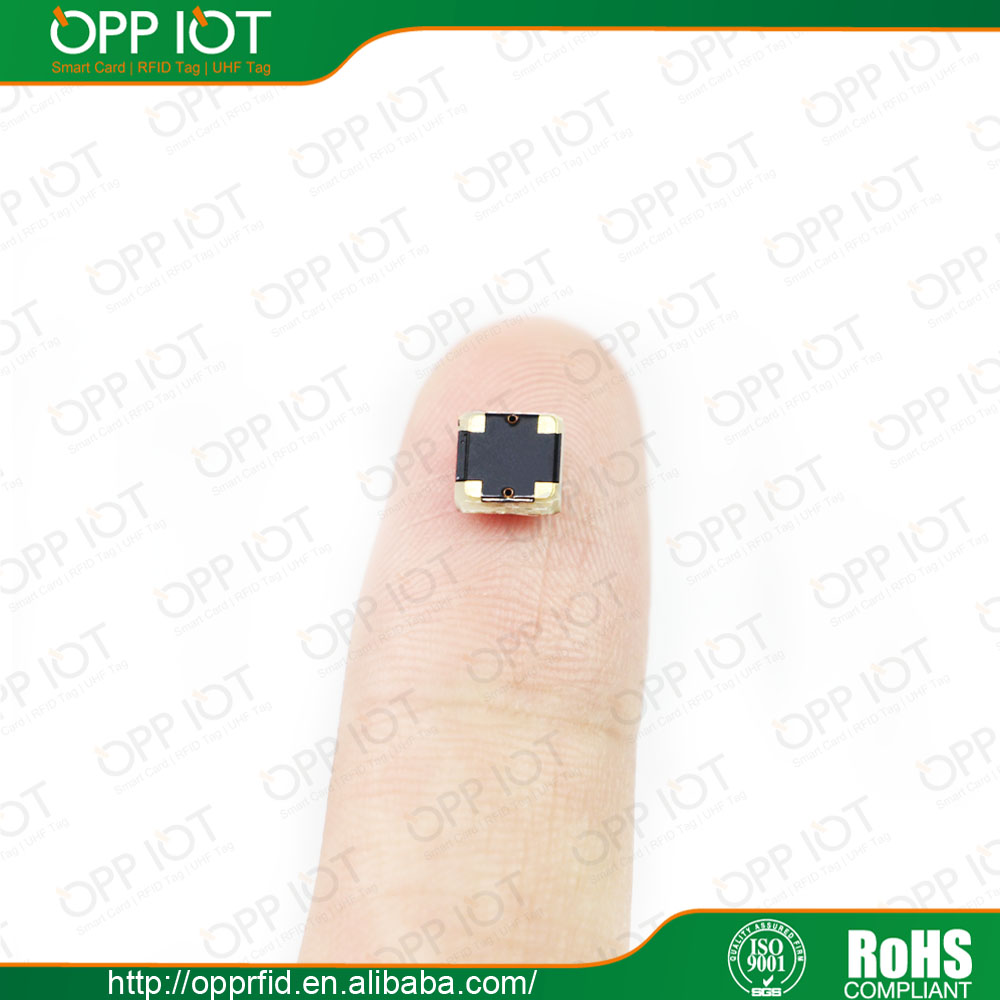 Acid-Resistant or Micro Size Weapon RFID Tracking Tags