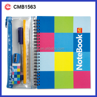 Custom School Spiral Notebook New Design