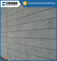 Best prices latest simple design fireproof board fiber cement board wholesale