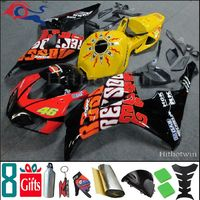 8Gifts+Tank cover+ #46 Injection Mold 2006 2007 CBR1000RR 1000RR CBR 06 07 Fairing for Honda