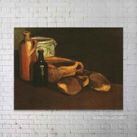 van gogh Classical Still life famous imitate Oil Painting