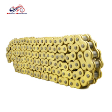 Colored Drive 530H O-ring motorcycle chain