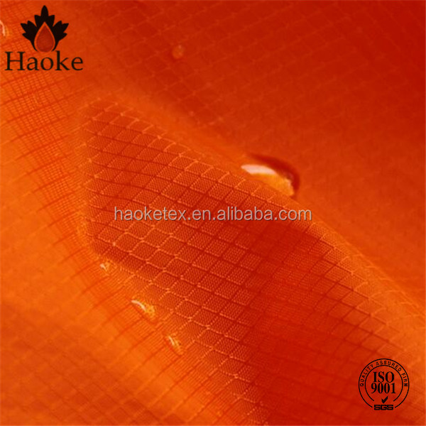 silicone coated fabric cloth for big kie and parachute
