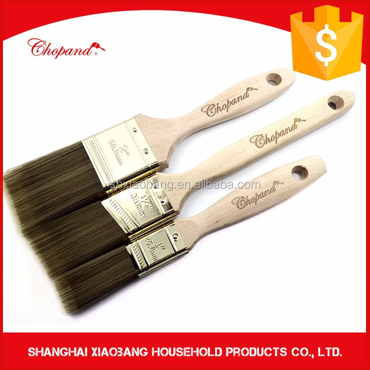 High Grade Quality Perfect Hollow Filament Cheap Paint Brush