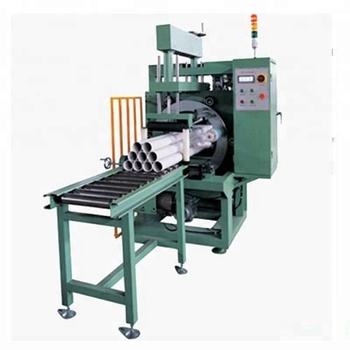 Customized Horizontal wrapping orbital stretch film wrap machine for wooden