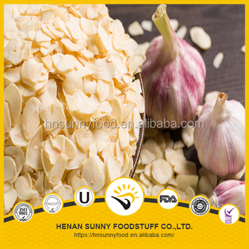 2017 China Garlic Price Garlic Flake