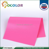 High quality colourful waterproof PVC tarpaulin for swimming pool
