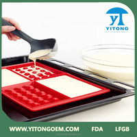 Wholesale high quality hot selling square pizza pan
