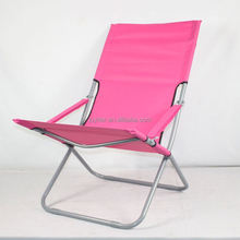 Cheap King Throne Folding Reclining Beach Chair With Foot Rest Footrest