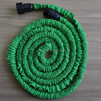 Quality Premium Expandable Magic Flexible Garden hose Water Hose 25 50 75 100 150 FT with Spray Nozzle 8 function gun