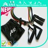 2016 New Rubber Crossfit 11pcs Resistance Band Set, 11pcs Exercise Resistance Tube Pack, Eco-Friendly Resistance Bands Wholesale