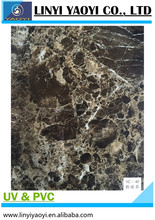 UV sheets/ UV board plastic Indoor Use UV PVC marble sheets