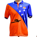 Color combination polo t shirt for man with logo made in China