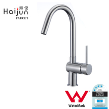 2017 Watermark Haijun hot sale faucet kaiping Unique Products Long Neck Single Handle kitchen sink faucets