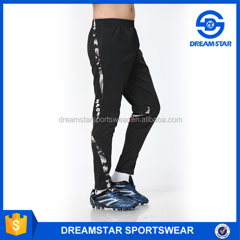 Custom Latest Design Fashion Soccer Training Pants