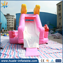 Commercial hippo Inflatable Slide Giant Snow Slide,Inflatable hippo Slide