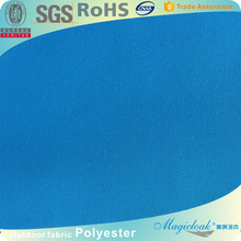 Navy Blue Color 300D Polyester 100% Oxford Fabrics Color fastness Grade 8 Fabrics liquidation For Wheelchairs