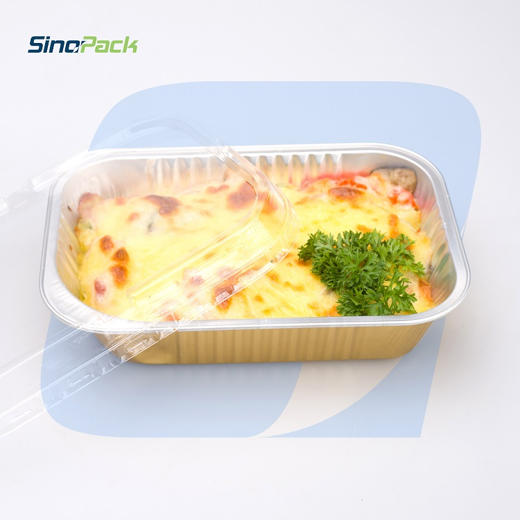 Aluminum Foil bowl /container/cup for take away