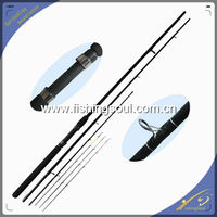 FDR003 EVA grip wholesale fishing tackle fishing equipment shandong feeder nano fishing rod