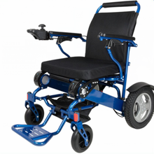 Lightweight disabled hospital CE FDA approved portable easy fold handicapped electric wheelchair