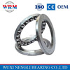 high quality WRM thrust ball bearing 51101 for Metal welding machine