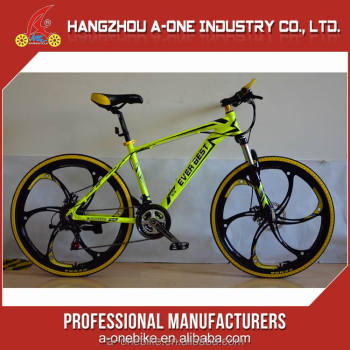 With aluminum alloy china mountain bike frames