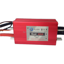 400A ESC For waterproof Brushless Motor 3-22S LiPo Boat