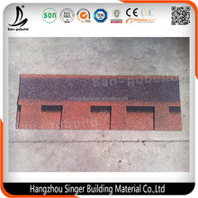 Classic Asian Style of Roof Tiles Supplied by Chinese Asphalt Shingle Manufacturers