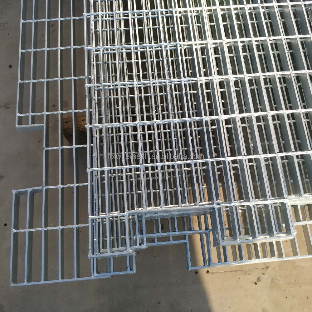 Flooring Galvanized Steel Grating / Steel Grating Standard Size / Steel Grating Price