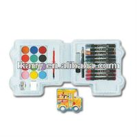 Gift stationery set for school kids