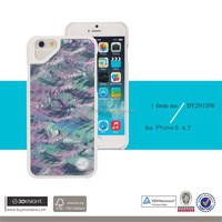 Mobile Phone Accessory Real Seashell For iPhone 6 For iPhone 6s Customized Case Cell Phone Case Unique Seashell Back Hard Case