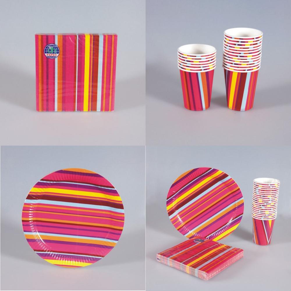 Term paper custom napkins and plates