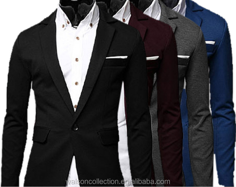 Stylish Slim Fit Men Formal Business Suits Tuxedos Blazer suits for men