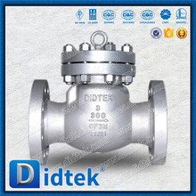 "WCB 3"" Inch Check Valve for Natural Gas"