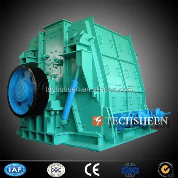 Hammer Crusher Rock Crushing Plant