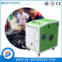HHO Brown Gas Generator Engine Carbon Deposit Removal And Cleaning System