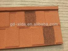 Color Stone Steel Roof/Aluminum Roofing Material/Asphalt Shingle Roofing