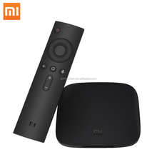 Global Version Xiaomi Mi Box 3 Android smart tv box 4K 60fps Amlogic Quad core Netflix 4K Streaming H.265 VP9 HDR Video