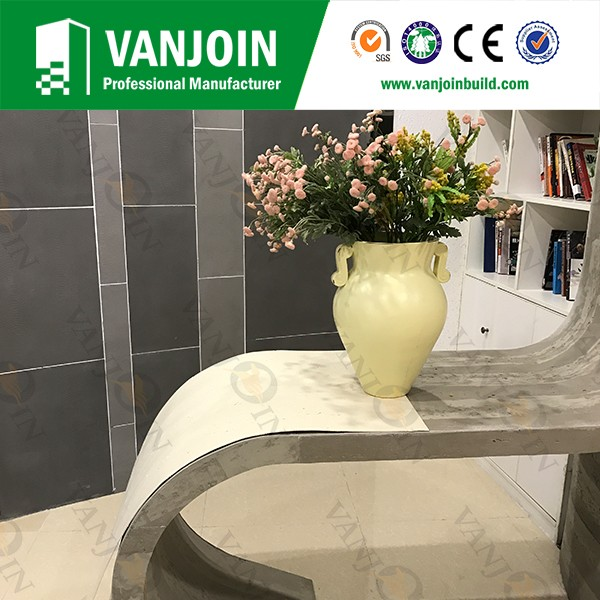 Eco-friendly Flexible Waterproof Artificial Stone Wall Tile