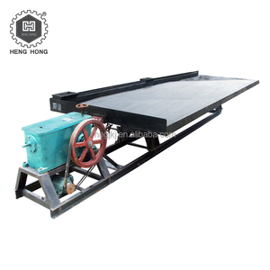 Gold Wash Plant Mining Equipment Gravity Separator Gold Shaking Table for Sale