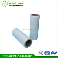 50cm Polythene Soft Fixed Handle Stretch Film For Wrapping