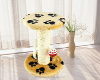 Pet Cat Toy Cat Tree Kitten Climbing Frame Funy Mouse/Ball Mini Jumps Stump Toys Products For Cats