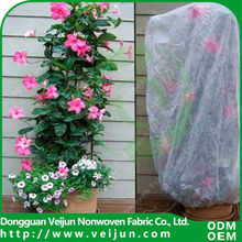 PP Nonwoven fabric plant pot covers outdoor winter fleece plant covers