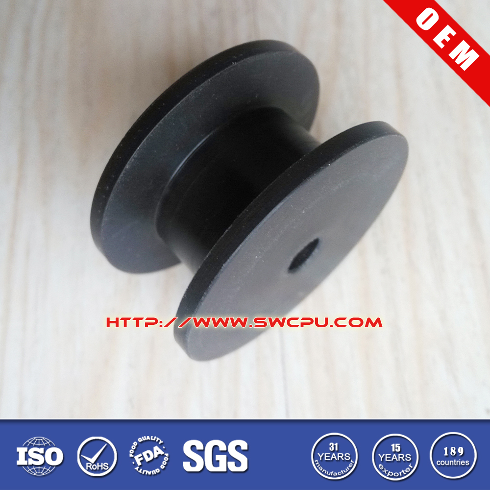 Custom Small Plastic Empty Wire Spool For Wire Shipping