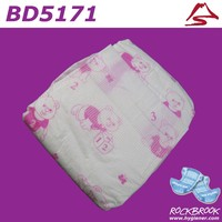 High Quality Competitive Price Baby Print Adult Diaper Cover Manufacturer from China