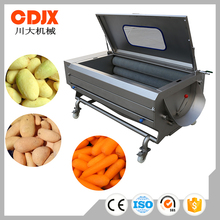 Highly efficient worldwide selling hot sale potato twist peeling machine