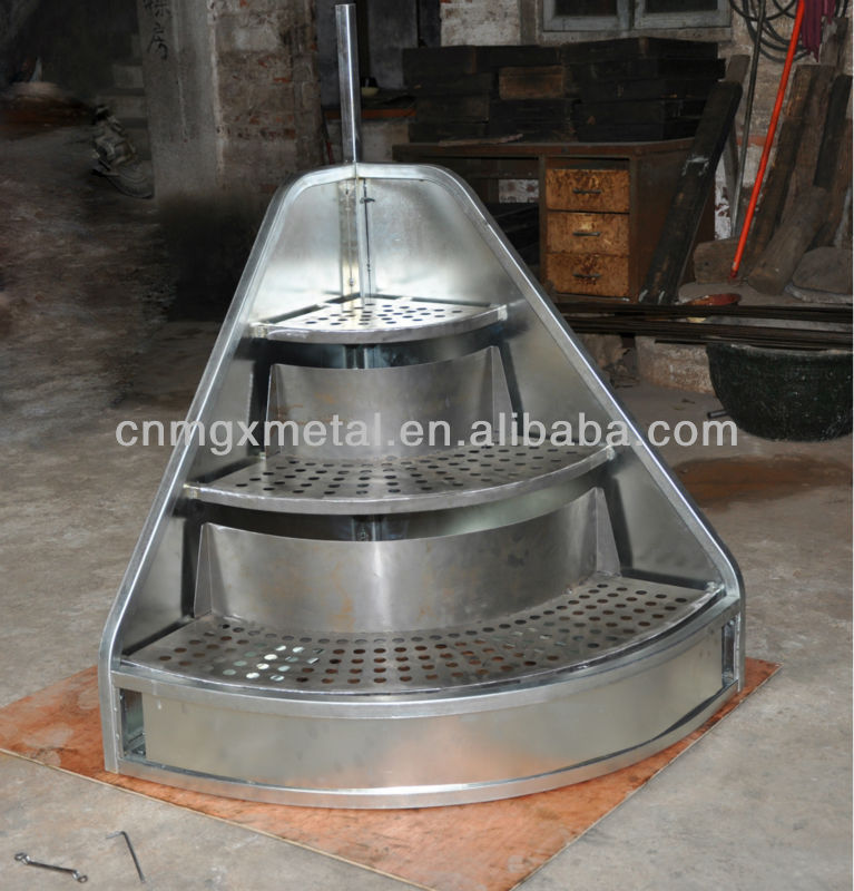 OEM Custom High Quality Metal Stand Display fabrication